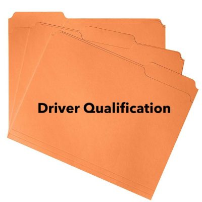 Driver qualification
